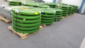 Cabbage storage containers